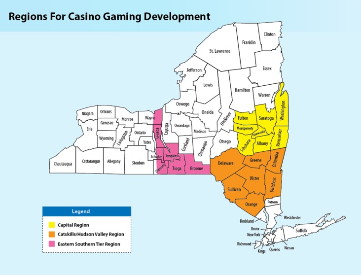States With Casinos Map Casinos in new york map   Bel Canto Studios :: Personalized